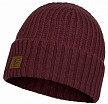 Шапка BUFF Knitted Hat Rutger Maroon 117845.632.10.00